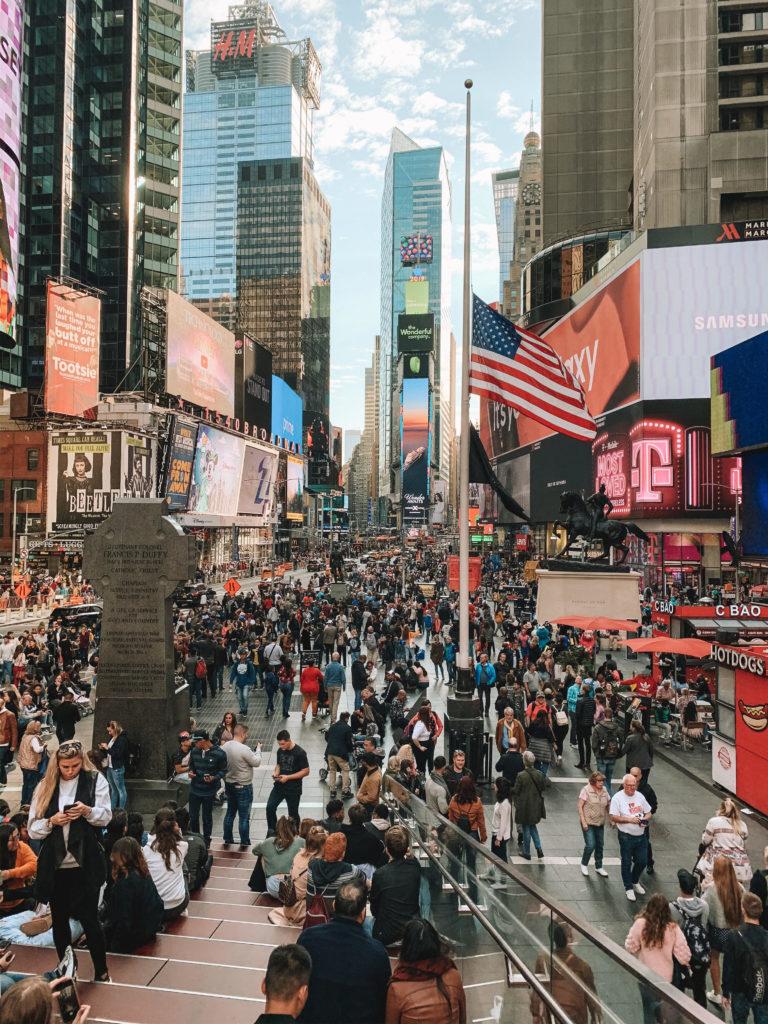 nuestra ruta: viaje por nueva york