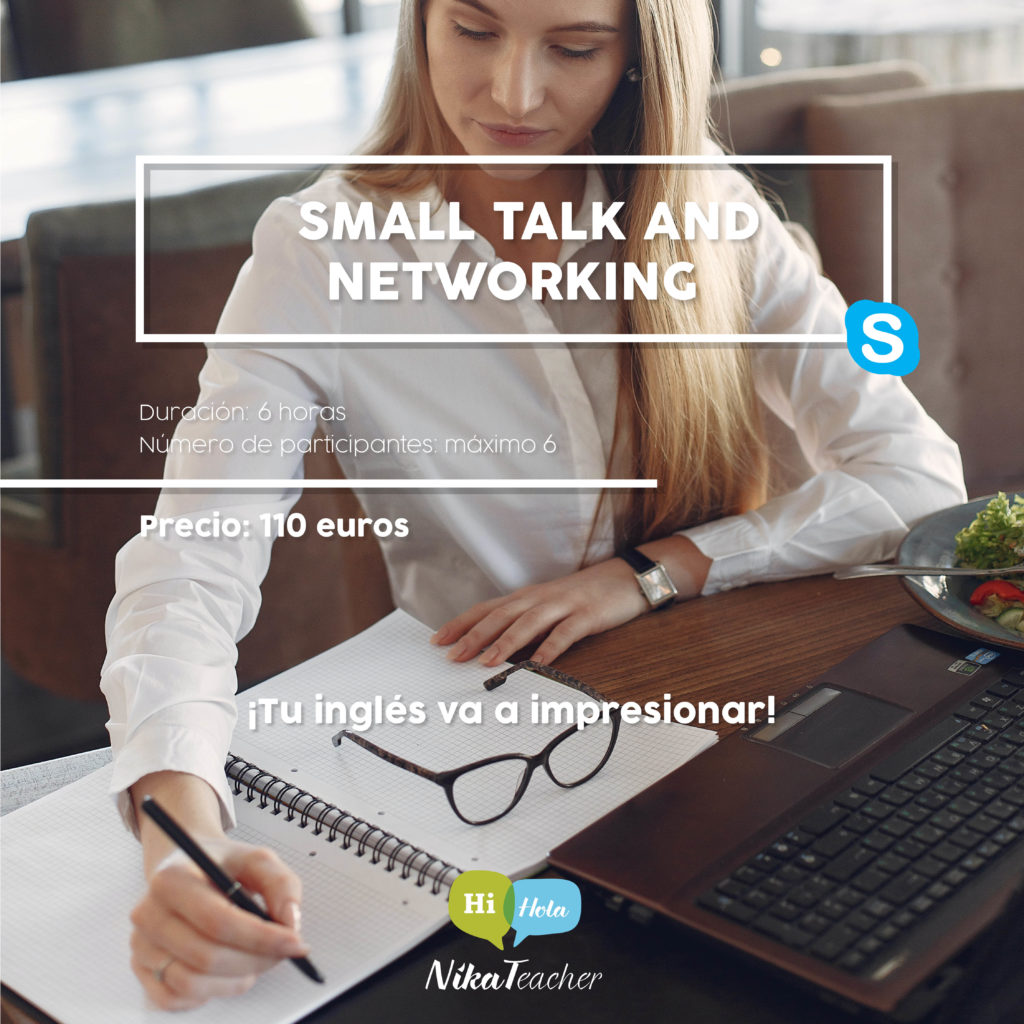 networking and small talk
