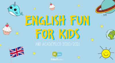 clases inglés niños