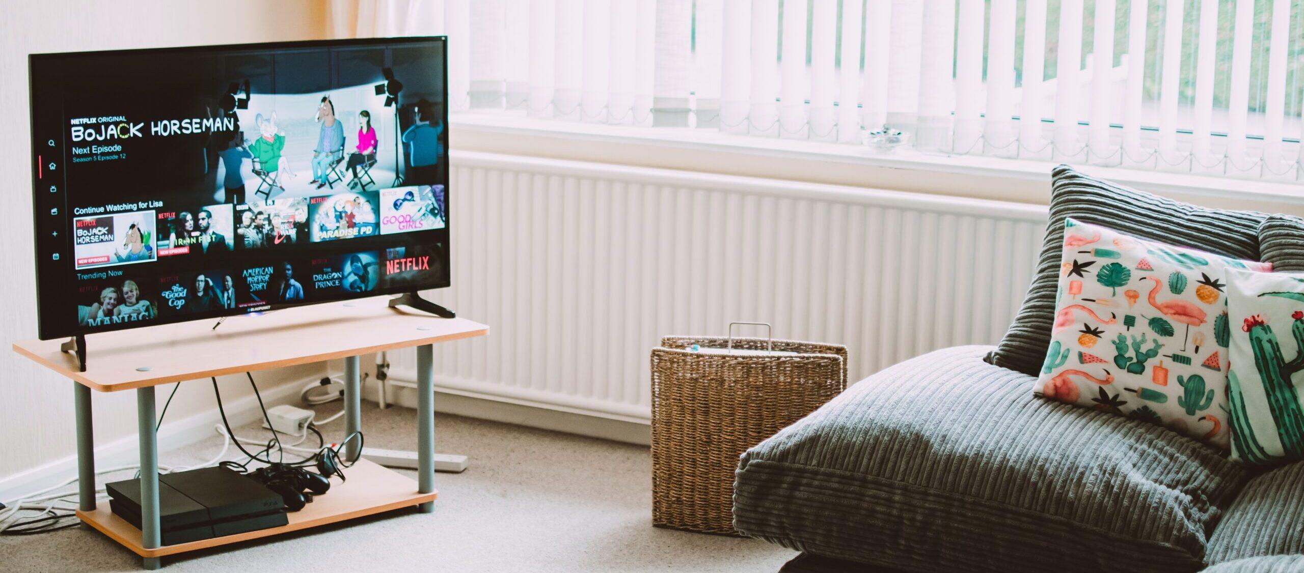 ver una serie o película