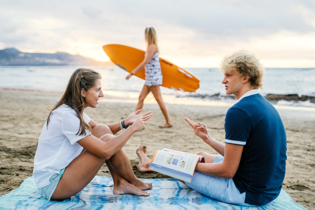 Spanish Classes in Las Palmas, Learn Spanish on Gran Canaria, Online Classes, Language Academy