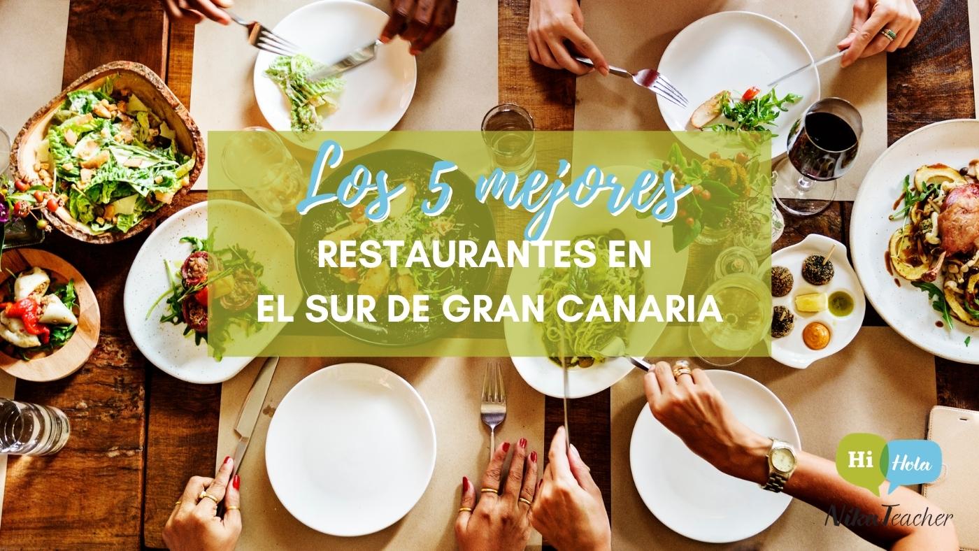 Mejores Restaurantes en el Sur de Gran Canaria, Canary Islands, Restaurants