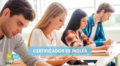 Certificados de inglés, aprender, academia, clase, escuela de idiomas, certificados