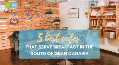 5 best cafés that serve breakfast in the South of Gran Canaria