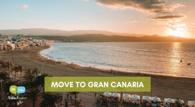 Move to Gran Canaria, Spanish lessons on Gran Canaria, Learn Spanish, Aprender español