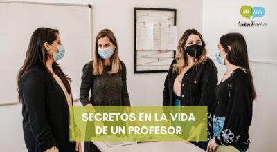 Secretos en la vida de un profesor